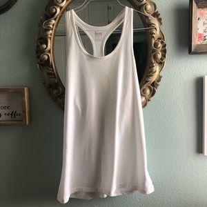 Nike dry fit white tank